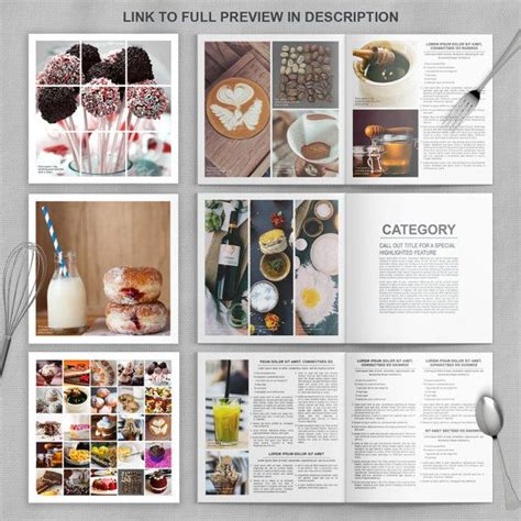 ebook cookbook template 25 best ideas about cookbook template on