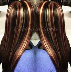 chunking highlights hair pictures best 25 high and low lights ideas on pinterest low