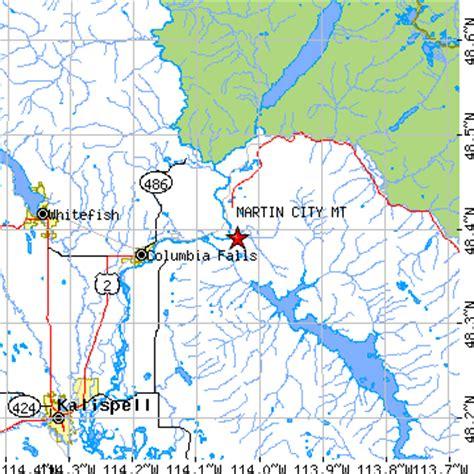 martin county beacon martin city montana mt population data races