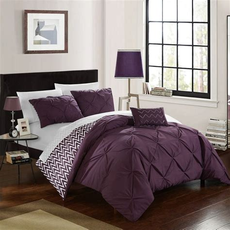 purple comforter sets twin the 25 best purple comforter ideas on pinterest plum