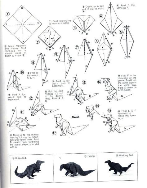 Advanced Origami Animals - origami dragonjpg 195 pinteres origami