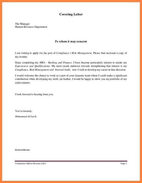 Compliance Attorney Cover Letter by Compliance Letter Sle The Best Resume