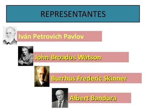 ivn petrovich pavlov y burrhus frederic skinner portafolio de psicologia