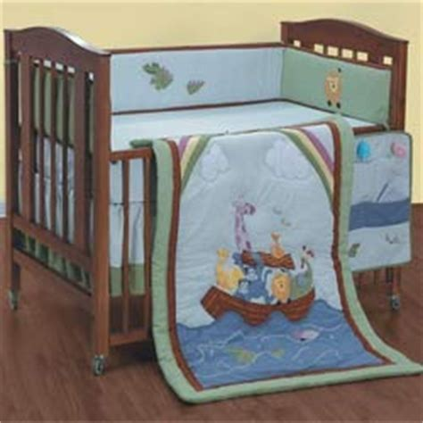 noah s ark crib bedding set