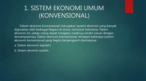 Ekonomi Islam 2 perbandingan periodisasi ekonomi islam dan ekonomi umum