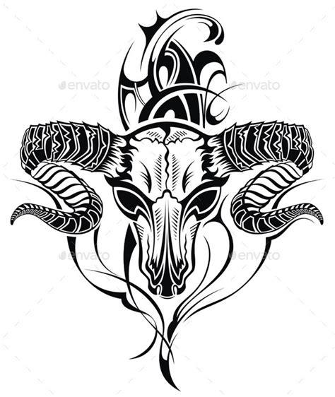 graphicriver tattoo maker goat cartoon image 187 dondrup com