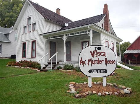 villisca axe murder house villisca iowa ax murder house creepy any time of the year