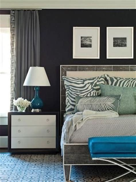 teal and grey bedroom walls navy walls with teal accent and grey curtains bedroom