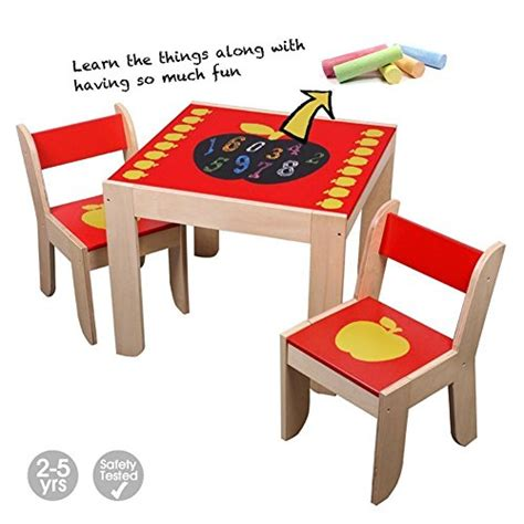 table and chair set for 8 year old labebe children wooden furniture activity table and chair