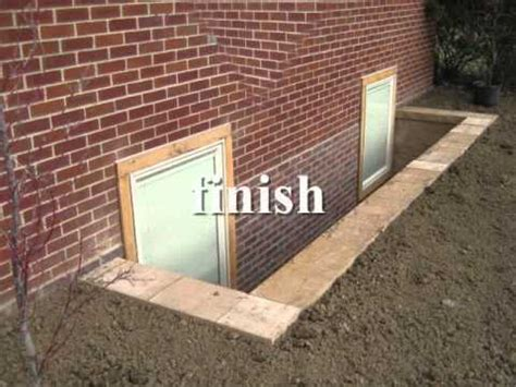 egress walkout basement egress basement window and walkout showroom