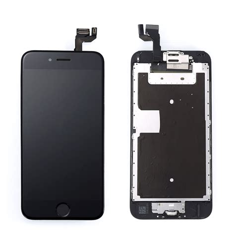 black lcd touch screen display digitizer assembly for iphone 6s 4 7 quot replacement ebay