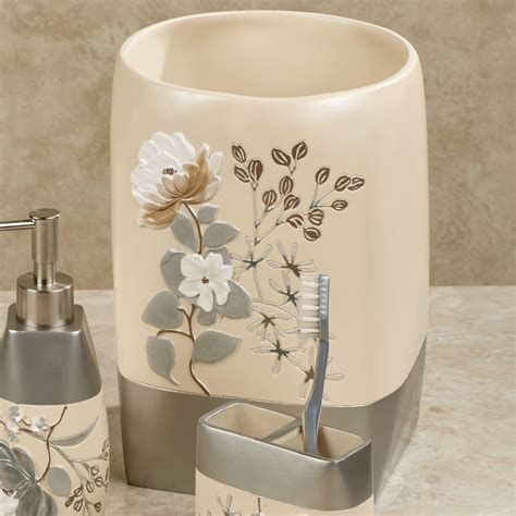 beige bathroom accessories beige bathroom accessories bathroom home decor
