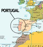 Job Resume Pronunciation by Maps Of Portugal