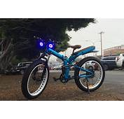 The Moar Is Electric Bike Michael Bay Would Design