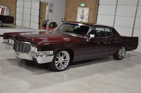 cadillac customer service 1969 cadillac coupe custom rods and