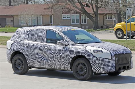 Ford Maverick 2020 by 2020 Ford Escape Kuga Spied Inside And Out Focus Iv