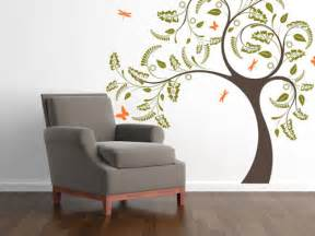 giant tree wall stickers dragonfly tree giant wall decals trading phrases
