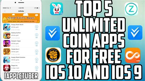 top 10 essential jailbreak apps for your iphone ipad or top 5 unlimited coin apps free on ios 10 ios 9 9 3 3