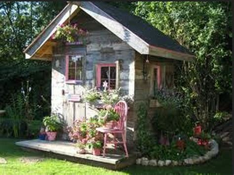 Pretty Garden Sheds by Pink Pretty Garden Shed Outhouses Garden Sheds