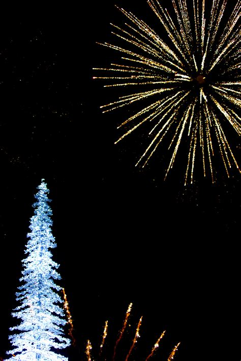 christmas fireworks  stock photo public domain pictures