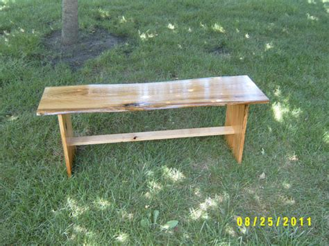 benches wooden wooden bench by wayne s woodworking traditional