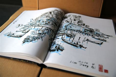 sketchbook for jung gi superani the 2016 sketchbook is here