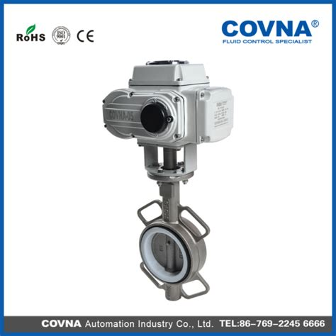 Motorized Valve 2 5 dn50 2 quot motorized butterfly valve with 12v electric