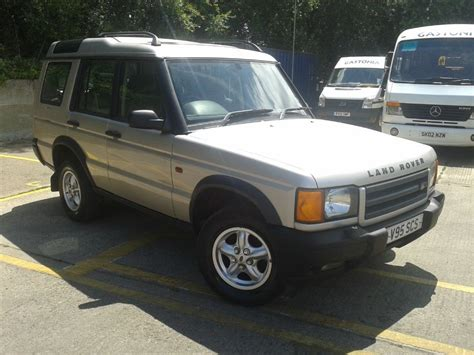 used land rover discovery td5 s manual 7 seater for sale
