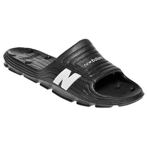 new balance sandals new balance 103 float slide s sandals black