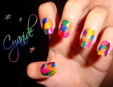 Decorated Nails by Fashions Unhas Decoradas The Decorated Nails
