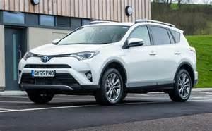 Toyota Suv Hybrid 2016 Toyota Rav4 Hybrid Suv Review