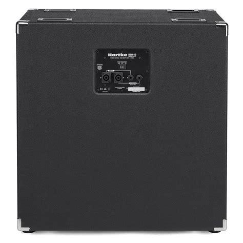 hartke 410 bass cabinet hartke hydrive hd410 bass cabinet at gear4music com