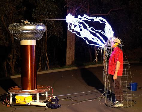 Build A Tesla Coil At Home Modbus Rtu Xbee Network Sonsivri
