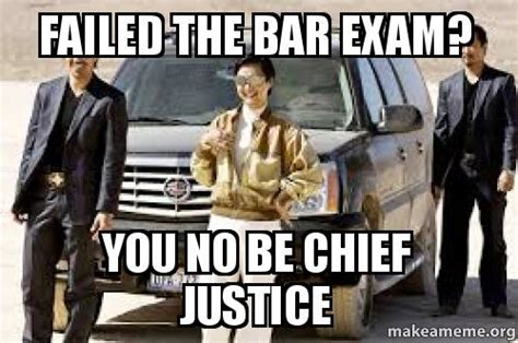 Bar Exam Meme - meme