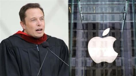 Elon Musk Tesla Apple Tesla Ceo Elon Musk Says Market Value Could Rival Apple By