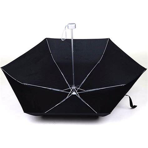 payung lipat travel black jakartanotebook