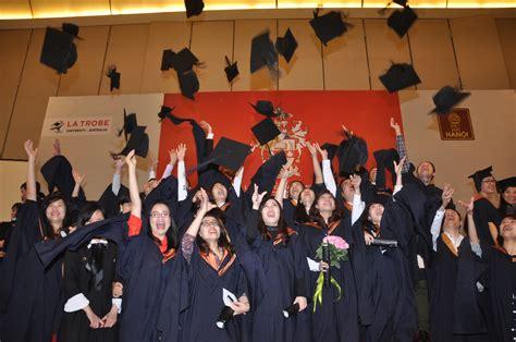 Mba La Trobe Hanoi hanoi graduates la trobe learning news la trobe