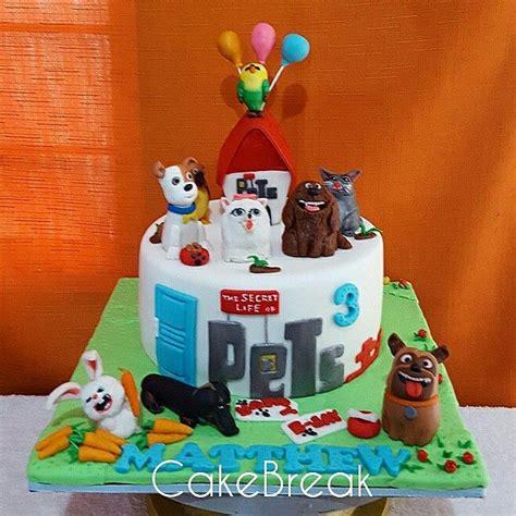 the secret life of pets craft dog house free printable 13 best secret life of pets cakes images on pinterest