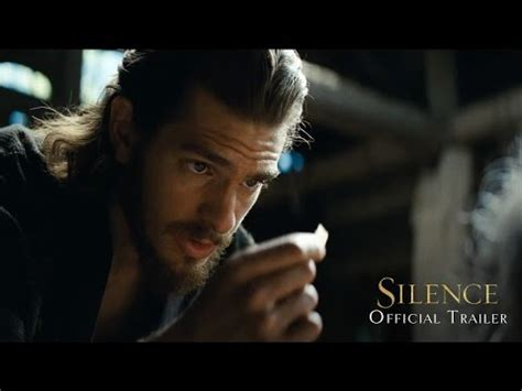 silence trailer silence official trailer 2016 paramount pictures top embeded