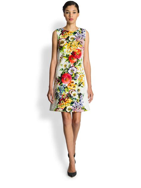 dolce and gabbana floral dresses www imgkid the
