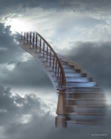 Stairs In Dreams by While Visions Of Heaven Dance In My Head 0