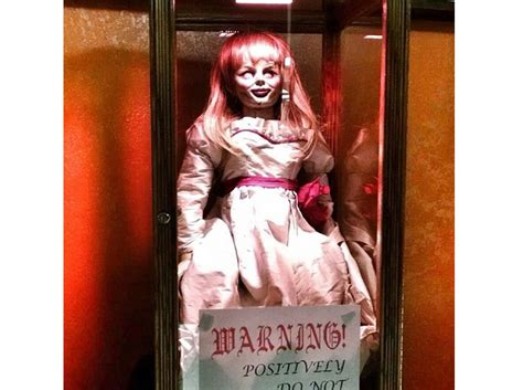 annabelle doll in london the history of creepy dolls history smithsonian