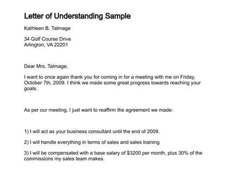 letter of agreement design agreement letter template legal