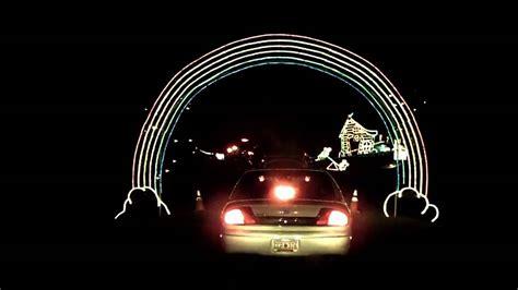 christmas lights saluda shoals park youtube