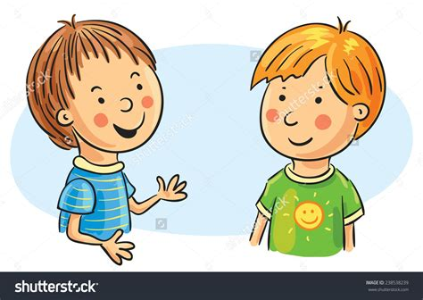 free childrens clipart clipart children talking clipground