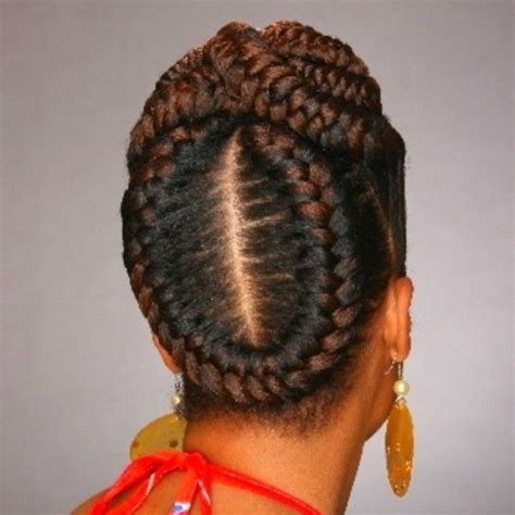 55 flattering goddess braids ideas to inspire you hair goddess braids with a ball in the back 55 flattering