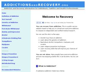 Http Www Withdrawal Net Resources Detox City La by Addictionsandrecovery Org Addictions And Recovery Org