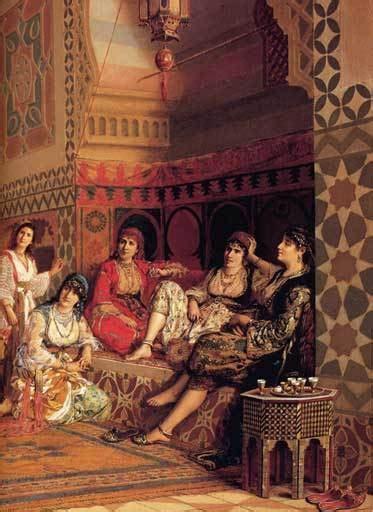 Ottoman Empire Harem The Harem Ottomanempire Info
