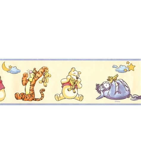 Classic Pooh Wallpaper Border | classic pooh wallpaper border