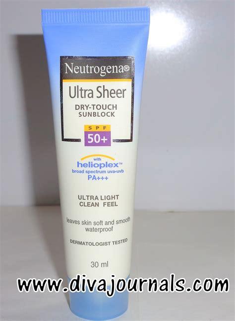 Skin79 Spf50 Pa Non Chemical Sunblock Spf50 neutrogena ultra sheer touch sunblock spf 50 review